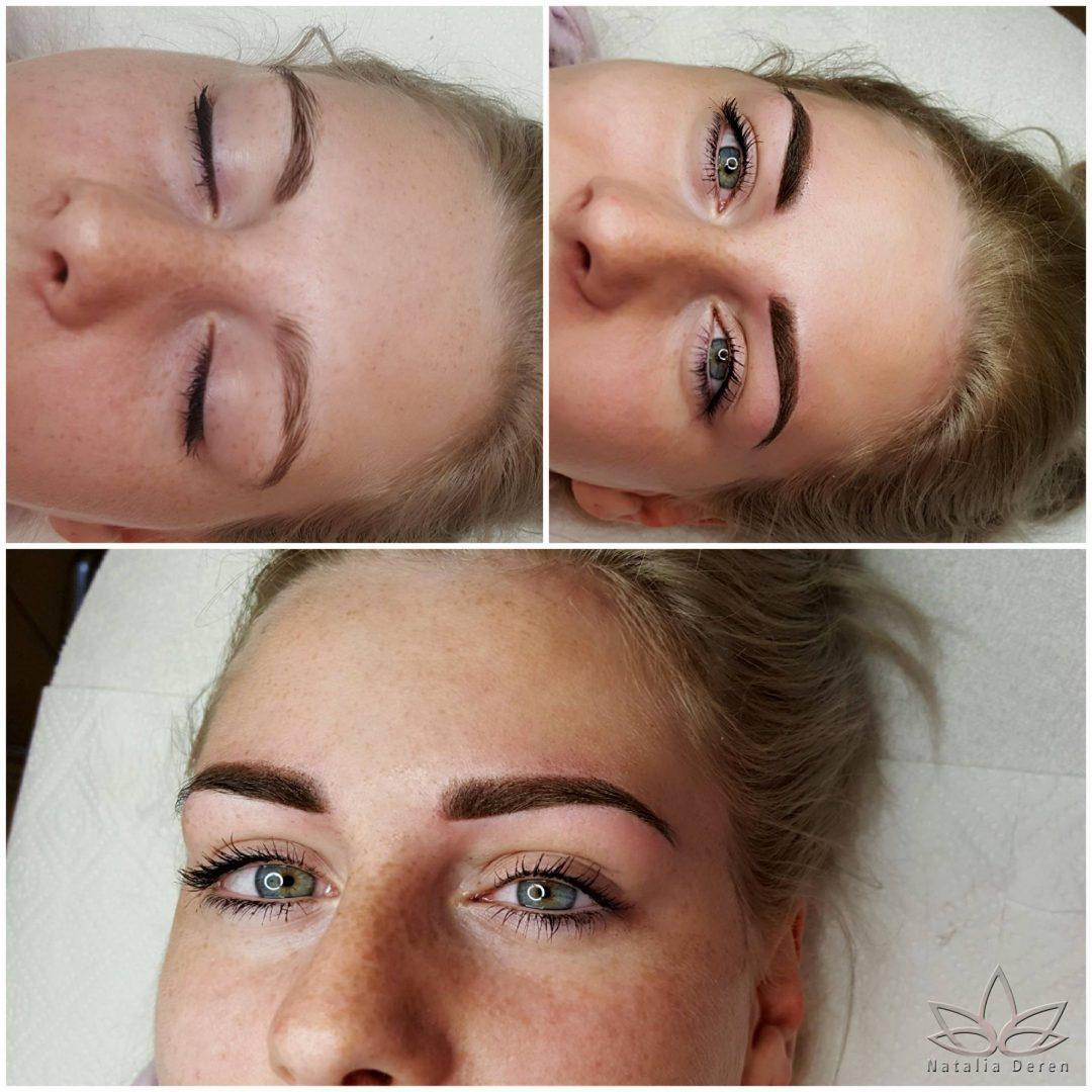 Makijaż permanentny Powder Effect