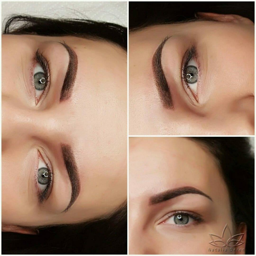 Makijaż Permanentny Profesjonalny Makijaż Permanentny Salon Kosmetyczny